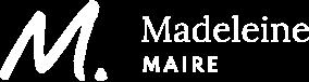 Logotype de Madeleine Maire, avocate